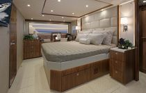 Viking Yachts 75 MY Master Stateroom