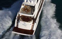 Viking Yachts 75 Motor Yacht Aft View