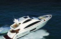 Viking Yachts 75 MY Running Starboard Image