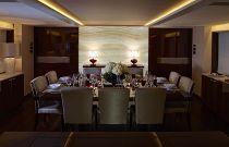 Princess Yachts 40M Dining Rom