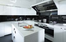Princess Yachts 40M Galley