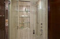 Princess Yachts Custom Stall Shower