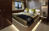 Princess 131 Yacht Stateroom Starboard w/ Hermes