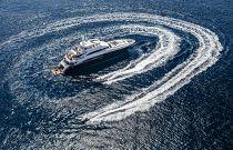 Princess Yachts 40 Meter Radius