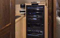 Viking Yachts 80C Electronic Storage