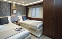 Princess 40M Bunk Cabin