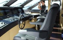 Princess Yachts 40M Captain's Chair
