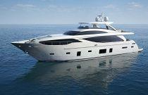 PRINCESS 30M White Hull