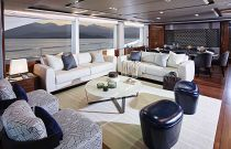 Princess Yachts 30M Main Deck Salon