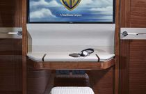 Princess Yachts 30 Meter Stateroom Flat Screen TV