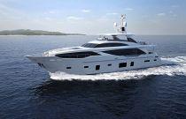 Princess 30 Meter White Hull