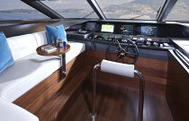 Princess Yachts 30M Raised Pilothouse