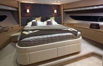 Princess 88 Motor Yacht Guest Cabin