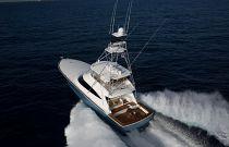 Viking Yachts 72C Aft Running Profile