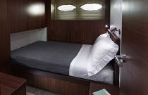 Princess Yachts 88 Crew Bunk