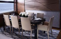 Princess Yachts 88 Dining Area
