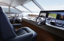 Princess Yachts 88MY Command Station