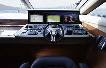 Princess Yachts Y88 Captain's Helm Electronics