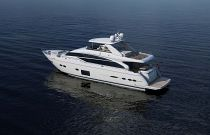 Princess Yachts Y88 White Hull
