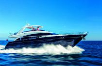 Princess Yachts 88 Running Photo