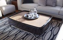 Princess Yachts Y88 Salon Handmade Coffee Table