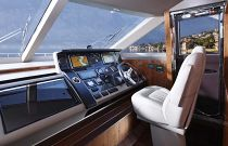 Princess Yachts 82 MY Wheel House