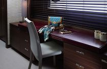 Princess Yachts 82 MY Desk and Vanity