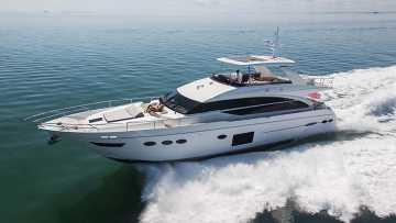 Princess Yachts Y82