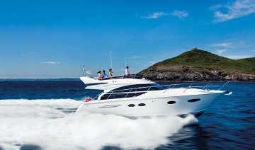 Princess Yachts F43