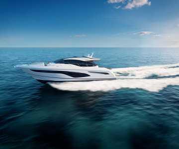 Princess Yachts V60
