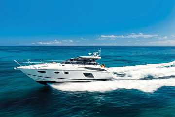 Princess Yachts V48