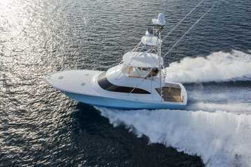Viking Yachts 55 Convertible