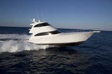Viking Yachts 62 Enclosed Bridge