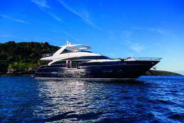 Princess Yachts Y88